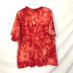 Urban Outfitters Tops - New York Giants custom Tiedye T-shirt